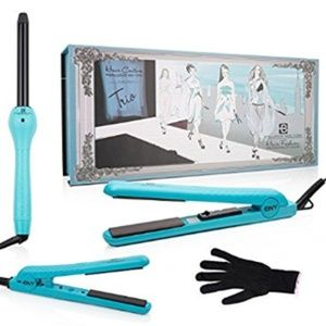 Brilliance New York - Trio Flat and Curling Irons